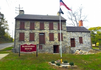 Roseberry House in Phillipsburg